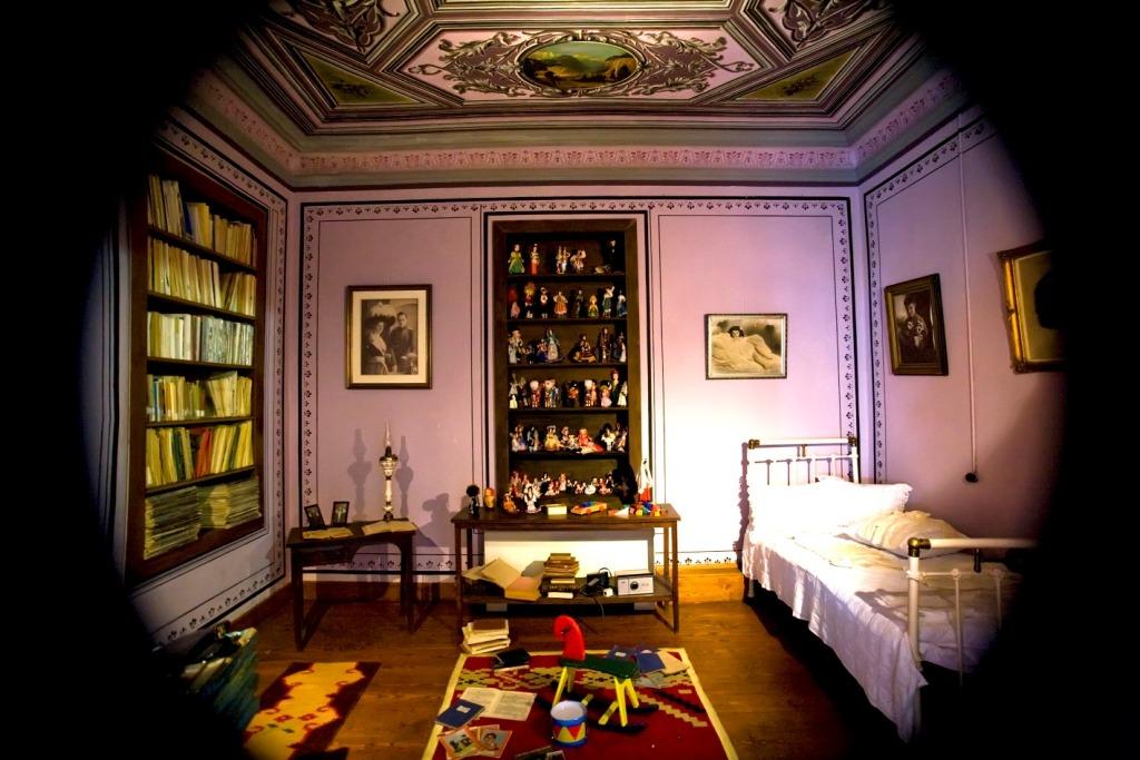 FOLK_&_HISTORIC_MUSEUM OF XANTHI child room