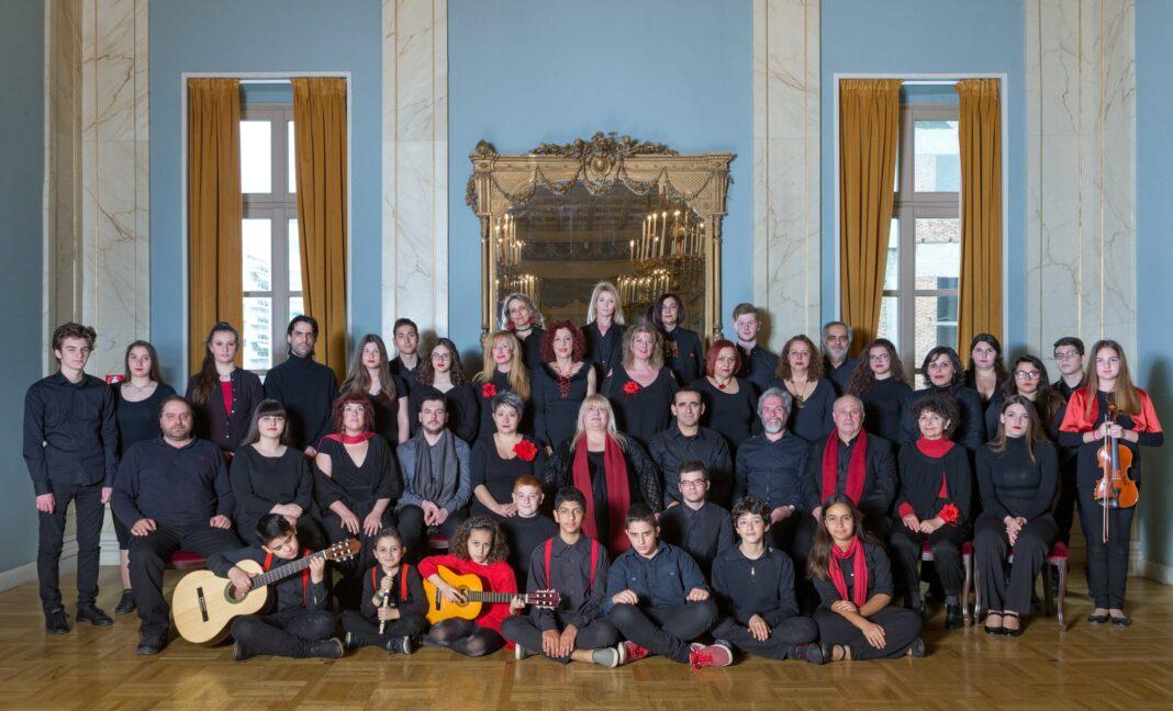 Το φωνητικό σύνολο Libro Coro συμμετέχει στις συναυλίες του Γιάννη Μαρκόπουλου και της Λένας Αλκαίου