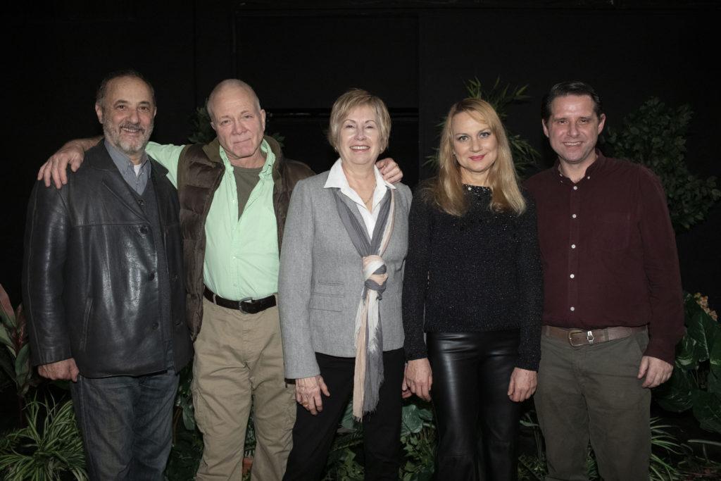 STELIOS MAINAS, Bruce Gooch, Lynn Vogt, KATIA SPERELAKH, DHMHTRHS MYLWNAS ©Patroklos Skafidas